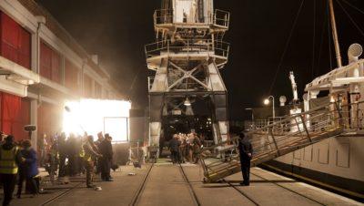 Princes Wharf hits the big screen