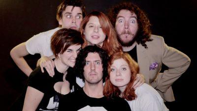 Meet the Comedians' Cinema Club