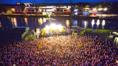 Line-up for opening night of Bristol Harbour Festival announced