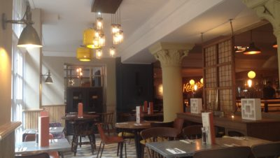 Keepers – restaurant review