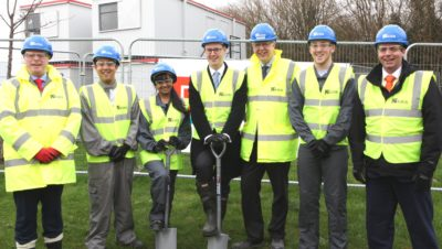 £4m expansion programme begins at Advanced Engineering Centre