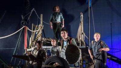 Review: Junkyard, Bristol Old Vic