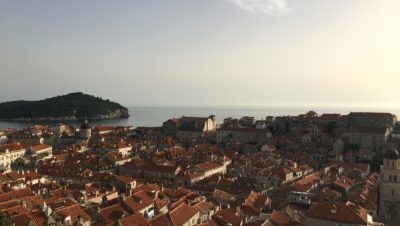 Discovering beautiful Dubrovnik