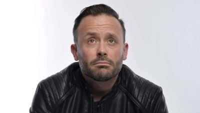 Interview: Geoff Norcott on 'Conswervative'