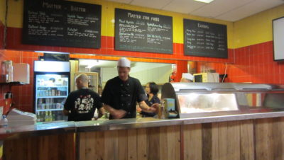 Matter Fastfoods – takeaway review