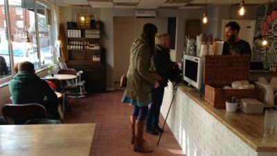 Milk Teeth cafe and stores opens on Portland Square