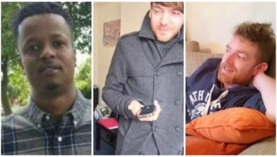 Serial killer concerns after three deaths of young men in Bristol