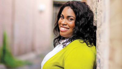 Feted YA author Angie Thomas coming to Watershed