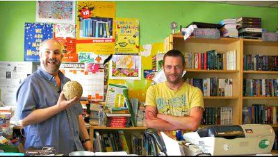 Bookshop owner Tweets entire Harry Potter to Piers Morgan