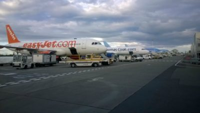 Record year for easyJet at Bristol Airport