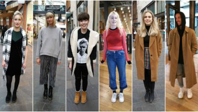 Street style – Cabot Circus