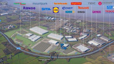 DHL to build Avonmouth hub