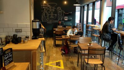Department of Coffee & Social Affairs – cafe review