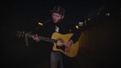 Ed Lofstedt (sweep me away EP Launch)