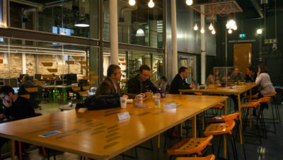 Engine Shed launches investor-in-residence service