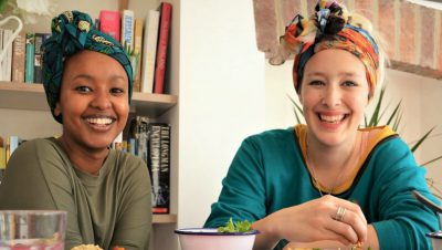 My Bristol Favourites: Fozia Ismail and Edwina Bruford