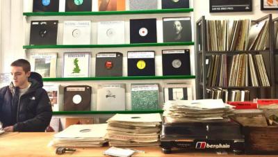 Bristol's vinyl renaissance