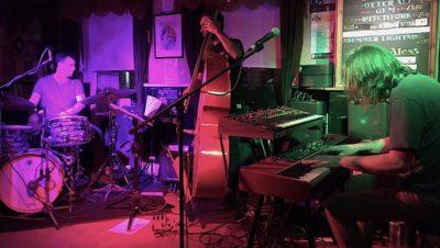 Jim Blomfield Trio