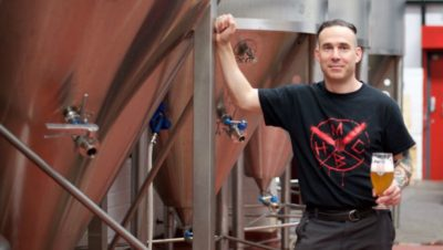 Bristol brewer to help lead national beer industry