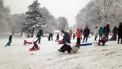 10 of Bristol's best sledging spots