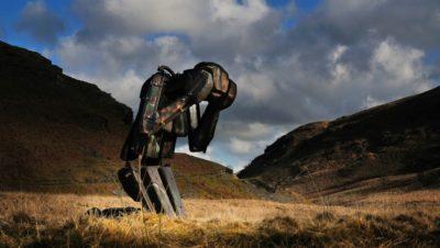Glenn Morris: Anthropocene