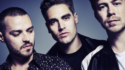 Busted to headline Bristol Pride 2017