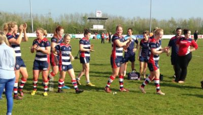 Bristol Ladies Rugby reach Premiership final