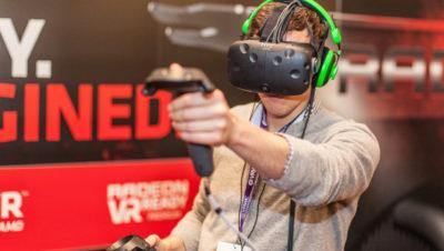 VR World Congress returns to Bristol