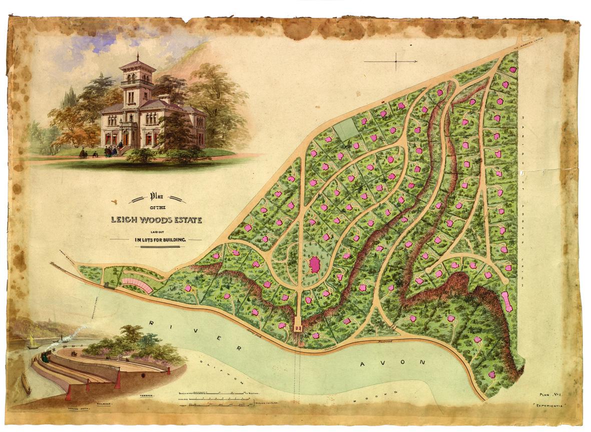 Leigh Woods 1864