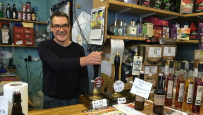 New Bristol beer is relative of former world's strongest