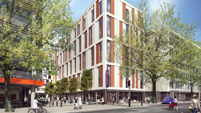 Bristol top ten hot spot for hotel development