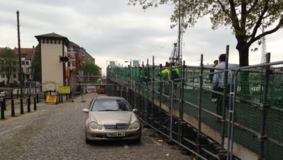Prince St bridge set to reopen