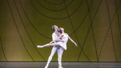 BP Big Screens: The Dream/Symphonic Variations/Margeurite and Armand