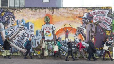 Return of Bristol Walk Fest