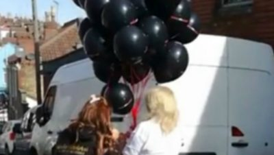 'Another day, another deadly helium balloon release'