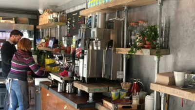 Little Bam – cafe review