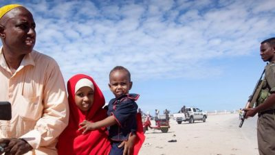 Using peace building projects to address violent extremism