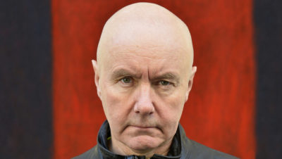 Review: Irvine Welsh, Bristol Festival of Ideas