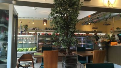 Avana Lounge – cafe review