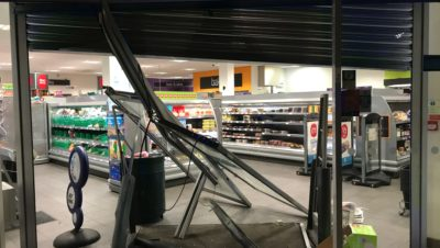 Appeal for witnesses after Gloucester Road Co-op raided