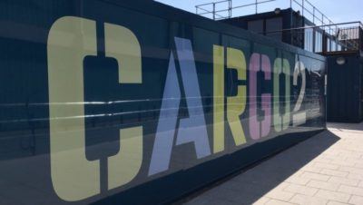 Cargo 2 announces official opening party