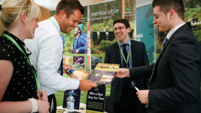 The South West's largest business event all set for Ashton Gate, 17th May
