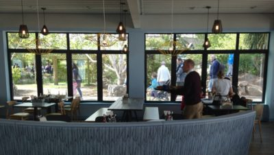 The Hide, Bristol Zoo – restaurant review