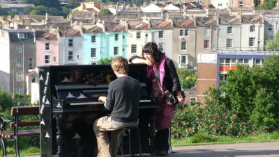 Hours left for crowdfunder to bring pianos to Bristol's streets
