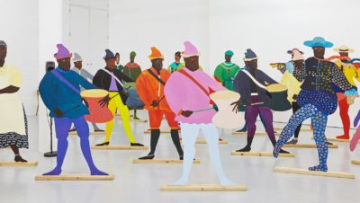 Turner Prize nomination for Lubaina Himid's Spike Island show