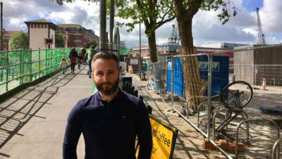 'The Prince Street bridge saga has seriously damaged business'