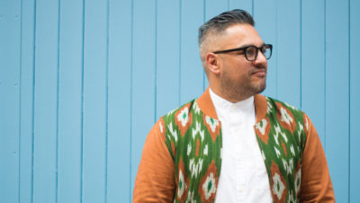 Interview: Nikesh Shukla