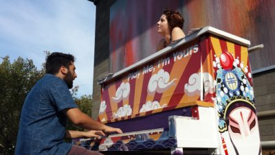 Crowdfunder launches to expand Bristol piano art trail