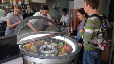 Oliver's Ice Cream opens in Cargo 2