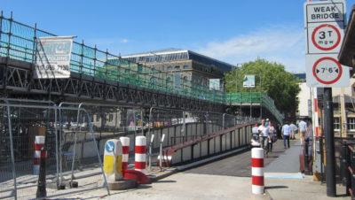 Prince Street bridge finally reopens